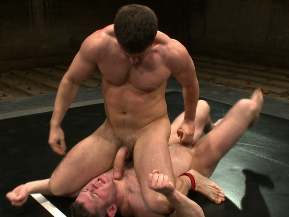 Dean Tucker vs Tristan Jaxx post op shemale peeing