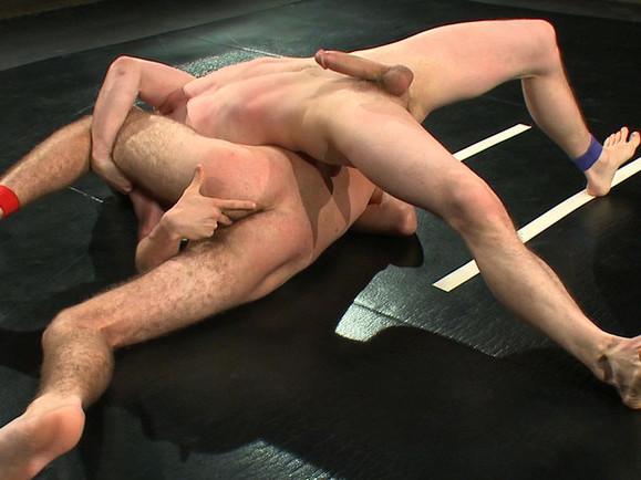 CJ vs Matthew Singer Blonde ass up nude