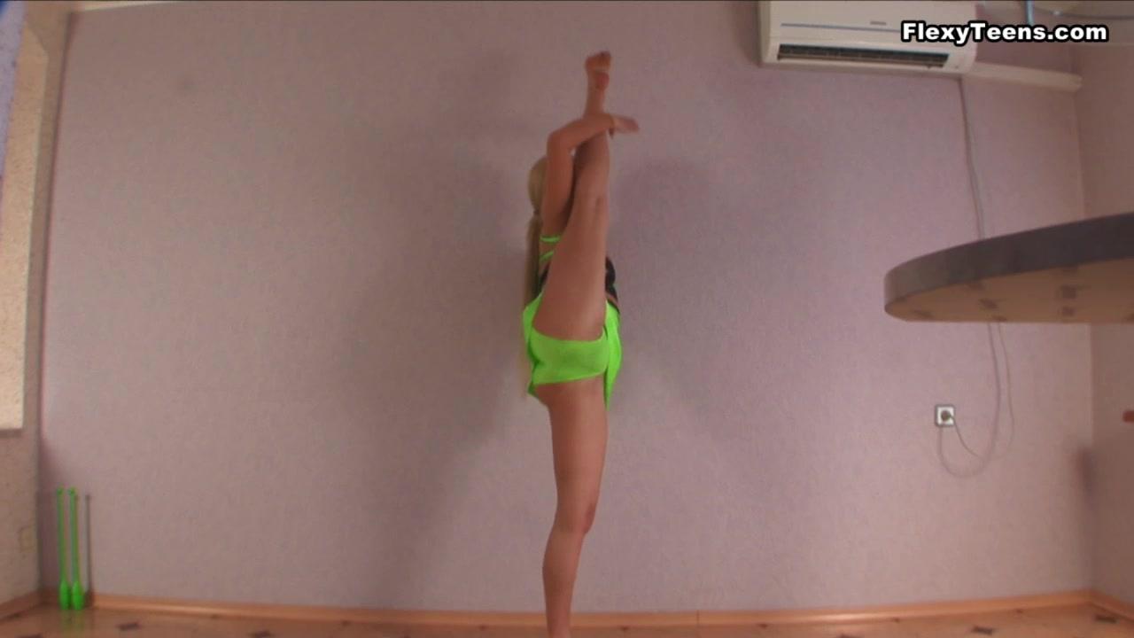 Irina Pisulkina - Gymnastic Video part 1 blow up doll sex women