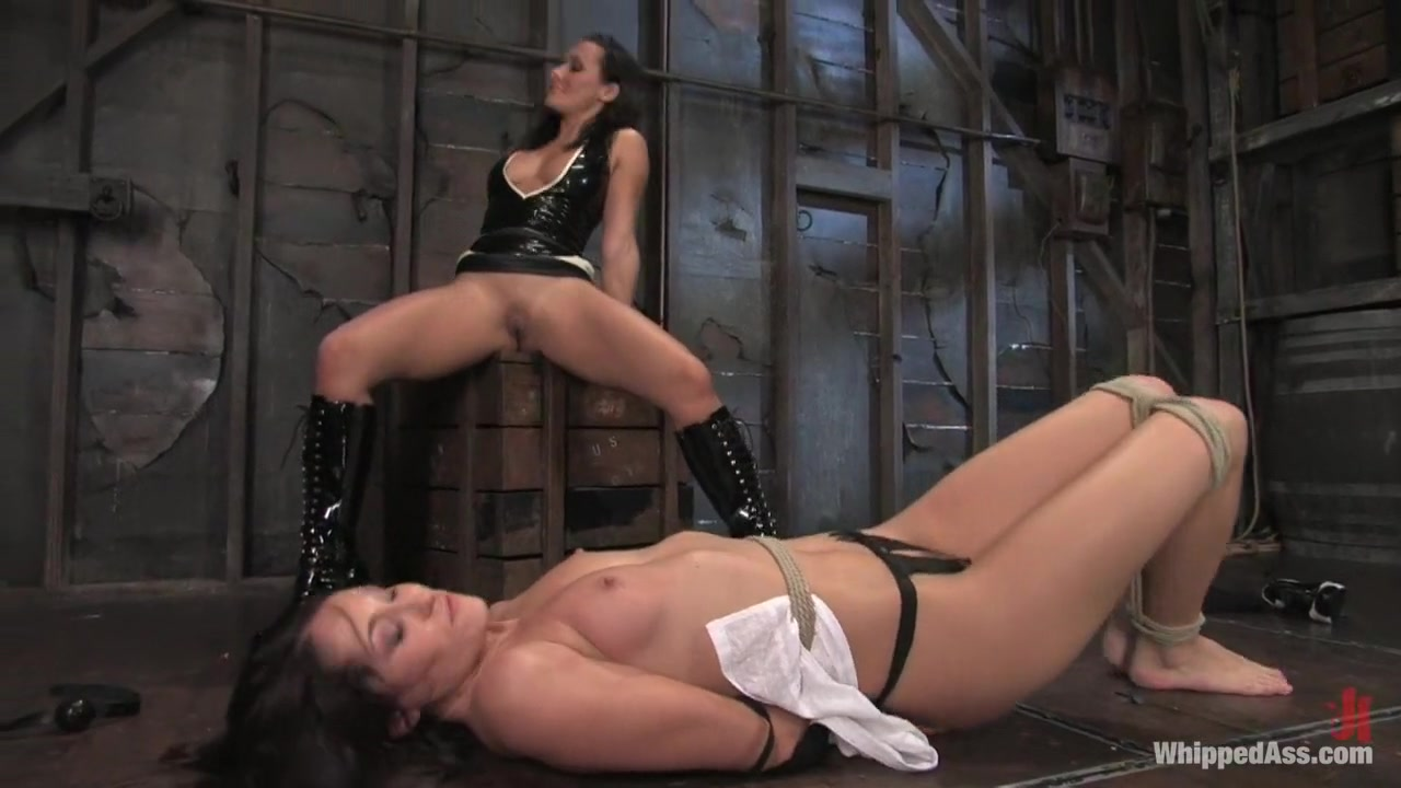 Ryan Keely in Whippedass Video raven black fucks for a ride