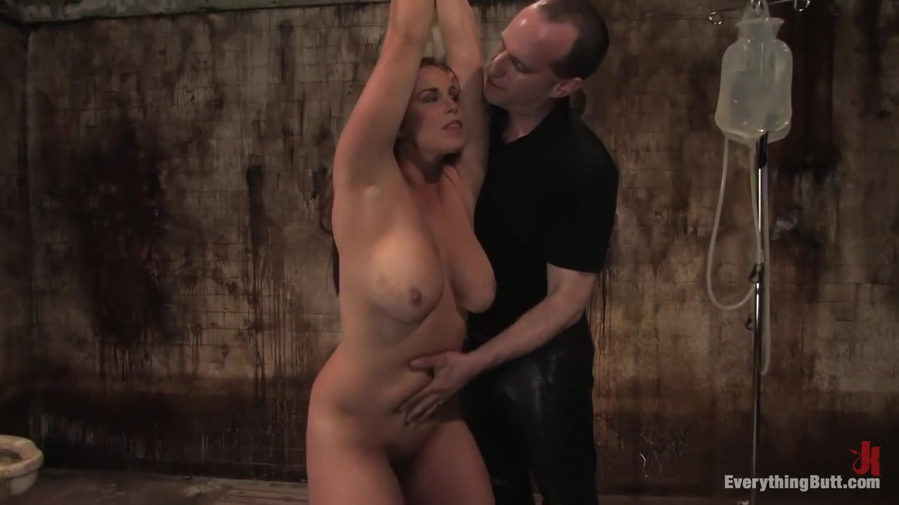 Enema Submission: Bella Rossi Submits to the Flow