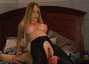 Amazing pornstar Aiden Starr in hottest bdsm, blonde sex clip batman arkham knight porn