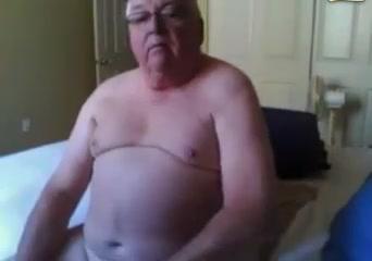 Grandpa stroke on cam 6 Heavy makeup bbw slut