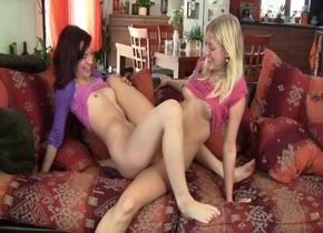 Horny pornstar in amazing hd, blonde adult scene