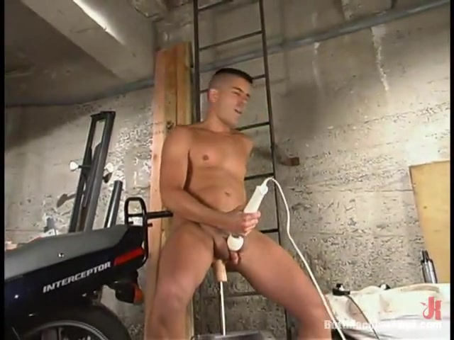 Marc Bowman in Buttmachineboys Video Slutty girls bentover hard