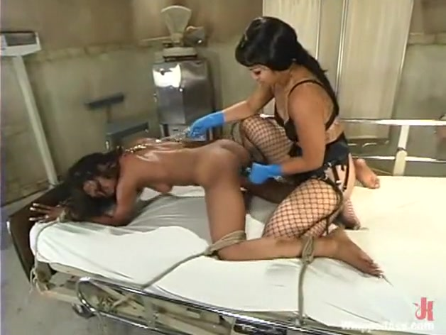 DragonLily and Stacey Cash in Whippedass Video
