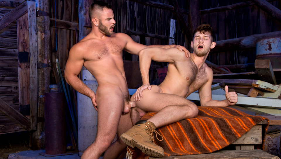Total Exposure 1 XXX Video: Nick Sterling & Jacob Peterson - FalconStudios EAT THAT PUSSY LIKE A CHAMP