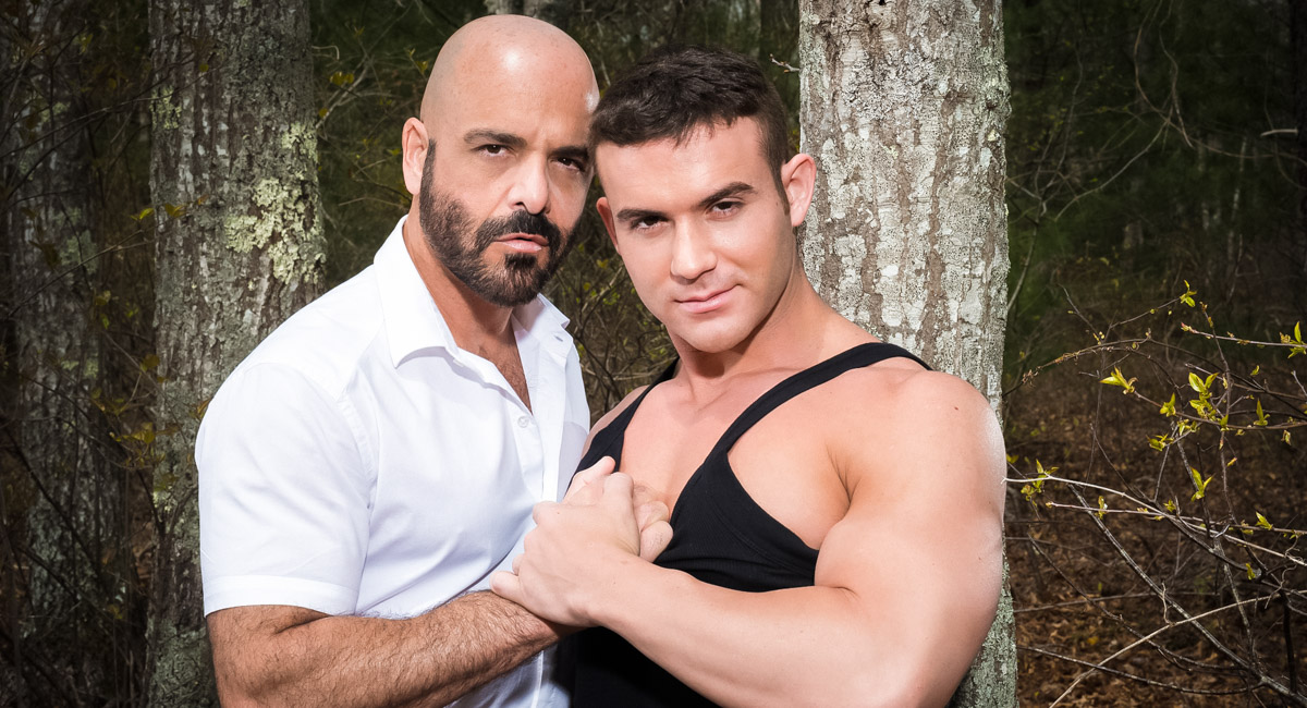 Adam Russo & Killian James in Cheating Therapist - IconMale How to get past cervical pain in sex