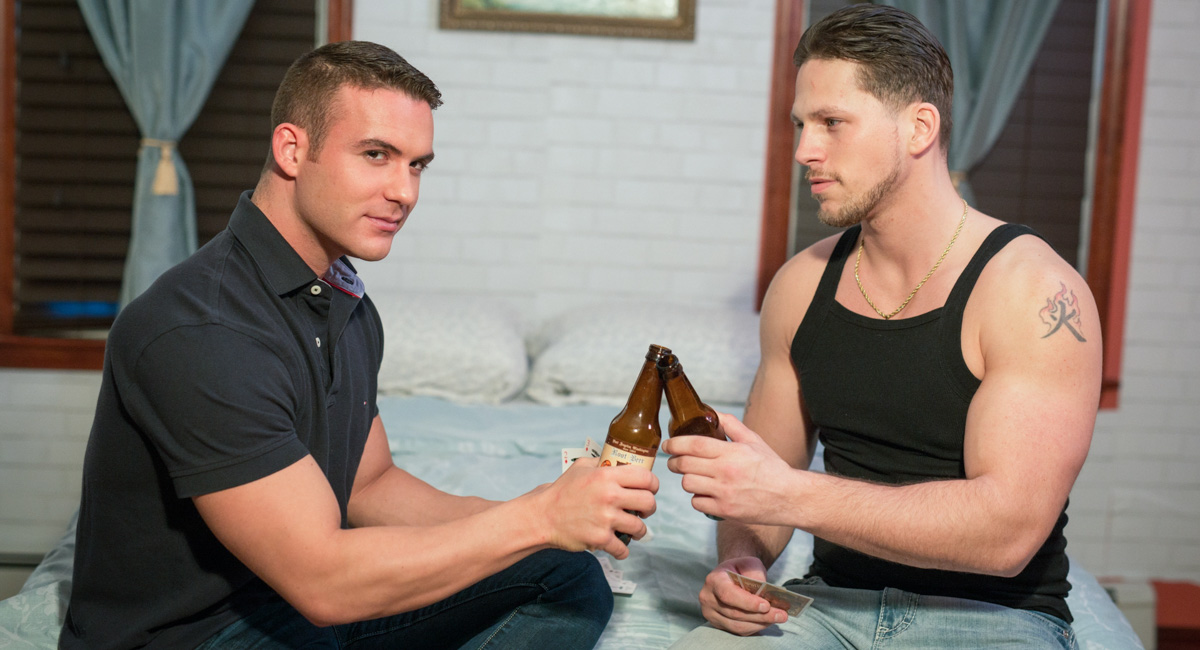 Killian James & Roman Todd in Thirsty for Straight Boys - IconMale hollywood sex full movie download