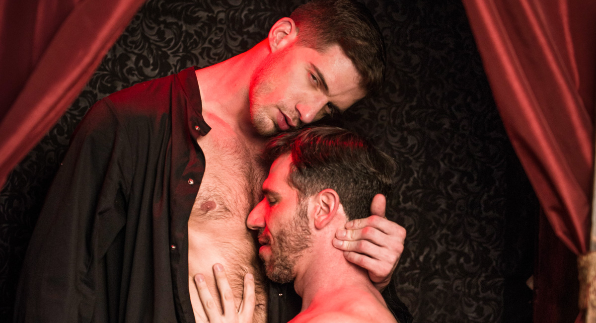 Ty Roderick & Tony Salerno in Forgive Me Father 4, Scene 03 - IconMale hayley marie video xxx online free