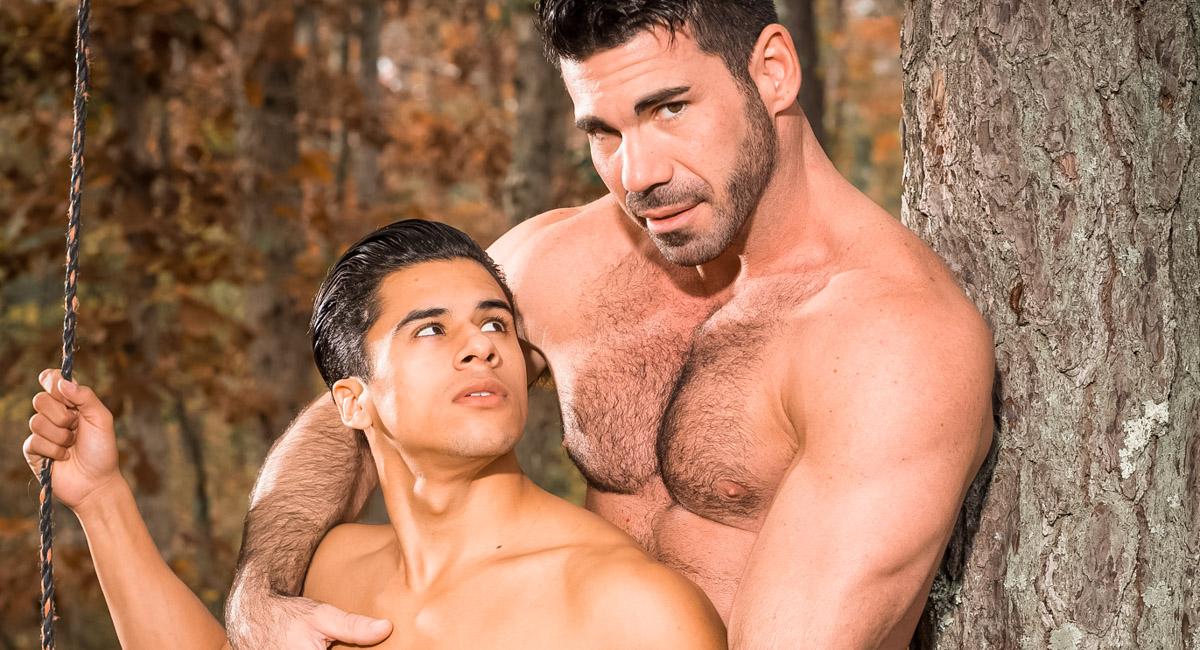 Armond Rizzo & Billy Santoro in Cheaters, Scene 01 - IconMale Caroline correa nude pics