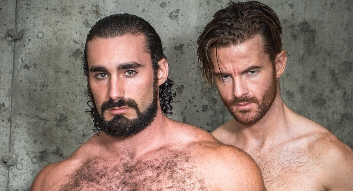 Brendan Patrick & Jaxton Wheeler in Straight Boy Seductions 2, Scene 04 - IconMale Girls naked in the beach