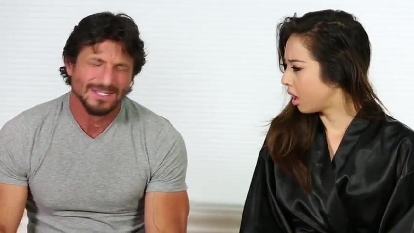Asian strip mall massage - mila 1 Janaveve jolie anal