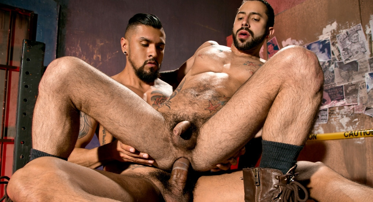 Boomer Banks & Nick Cross in Under My Skin - Part 1, Scene 04 - HotHouse Ebony xxx pictures