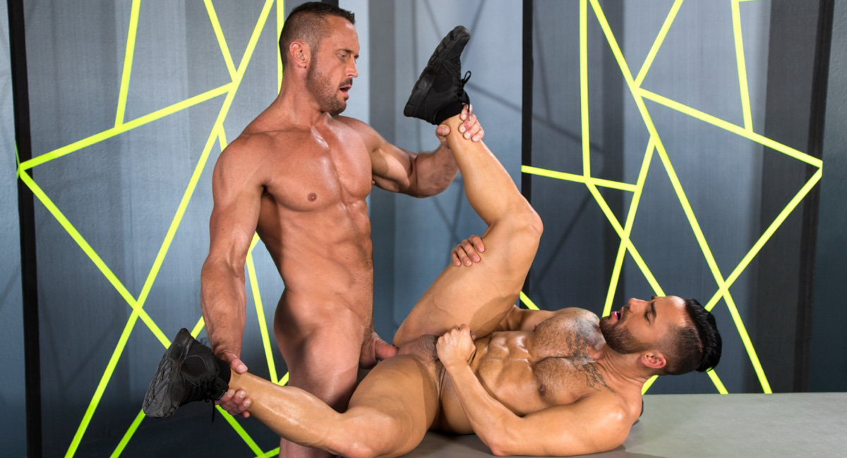 Bruno Bernal & Myles Landon in Dicklicious, Scene 02 - RagingStallion Tips on hookup an older girl