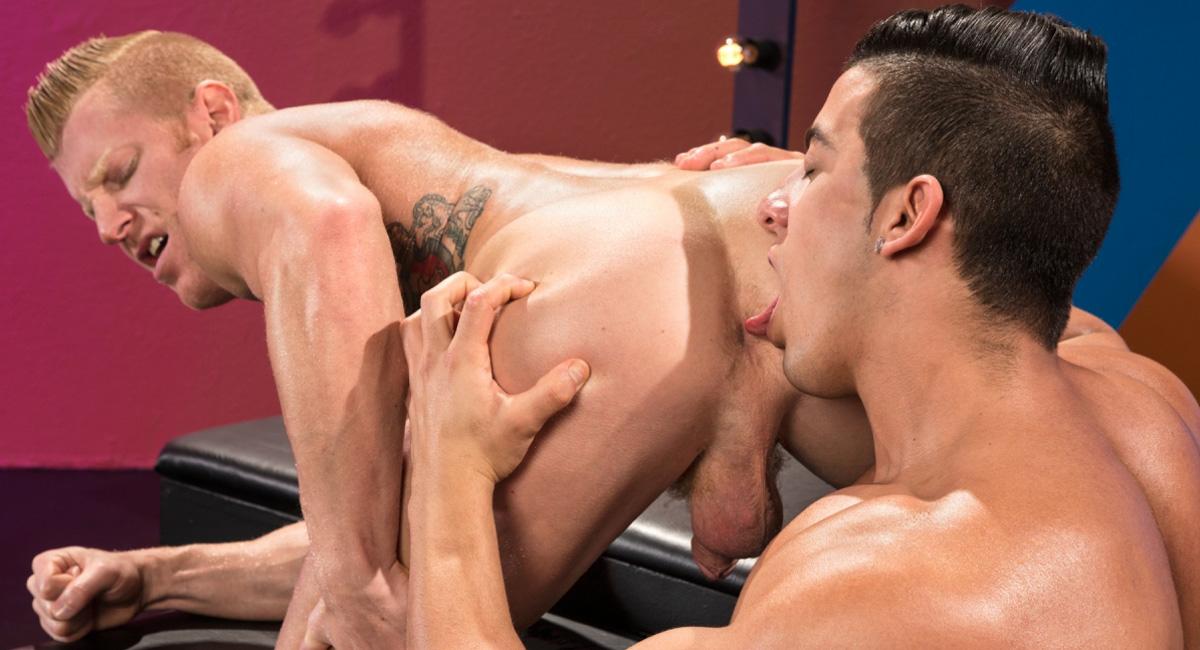 Johnny V & Jacob Taylor in The Thirst Is Real, Scene 03 - RagingStallion Sexfilmer svenska sex med stor kuk