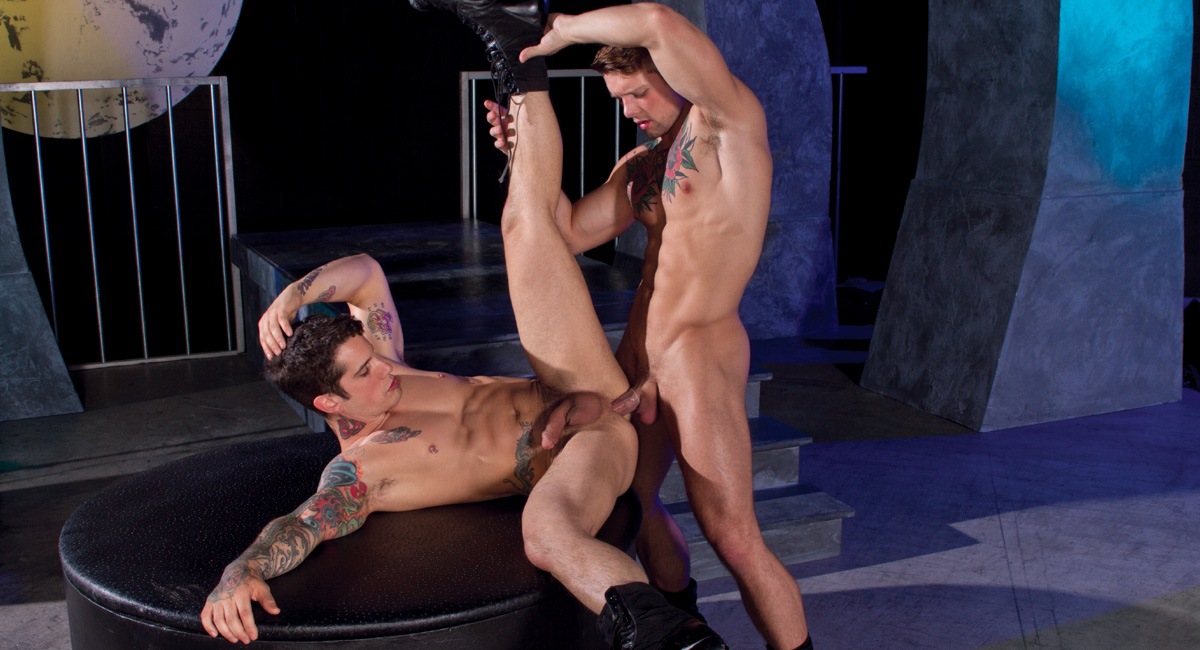 Sebastian Kross & Pierre Fitch in Magnums, Scene 03 - RagingStallion Hentai hardcore uncensored porn