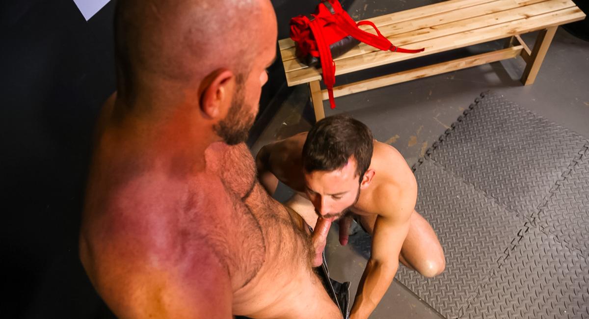 Matt Stevens & Mike Gaite in Striptease Audition Video - MenOver30 Indian sex clips video