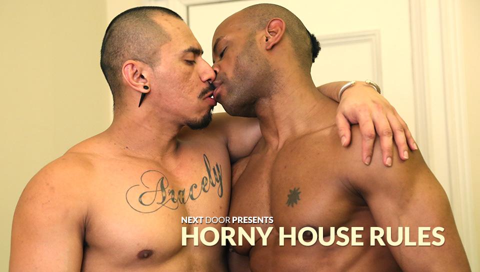 Marlone Starr & Romero Santos in Horny House Rules XXX Video - NextdoorEbony Adult cam free that web