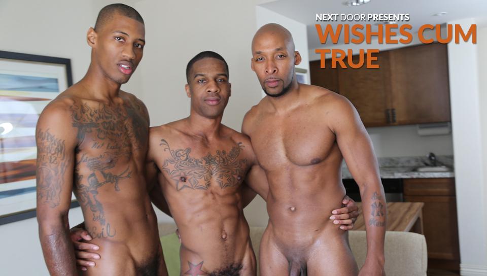 Ramsees & King B & Staxx in Wishes Cum True XXX Video - NextdoorEbony Hottest xxx scene Feet watch