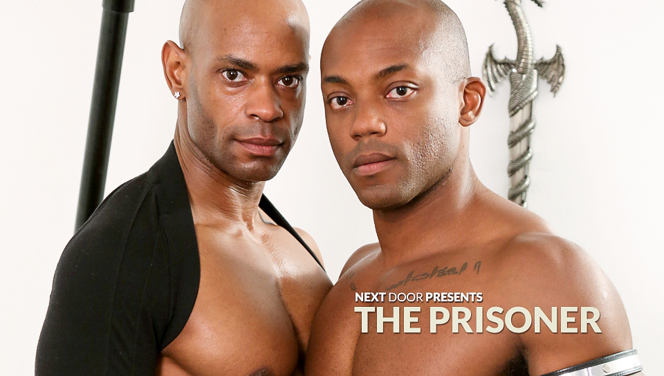 Marlone Starr & Osiris Blade in The Prisoner XXX Video - NextdoorEbony bdsm slave naked all day