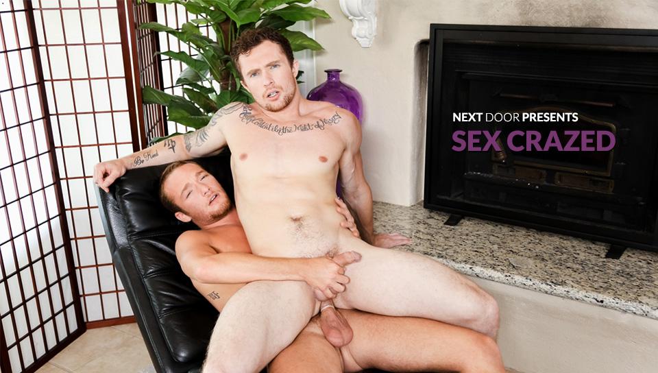 Markie More & Derek Reed in Sex Crazed XXX Video - NextdoorWorld gay lesbian week walt disney world
