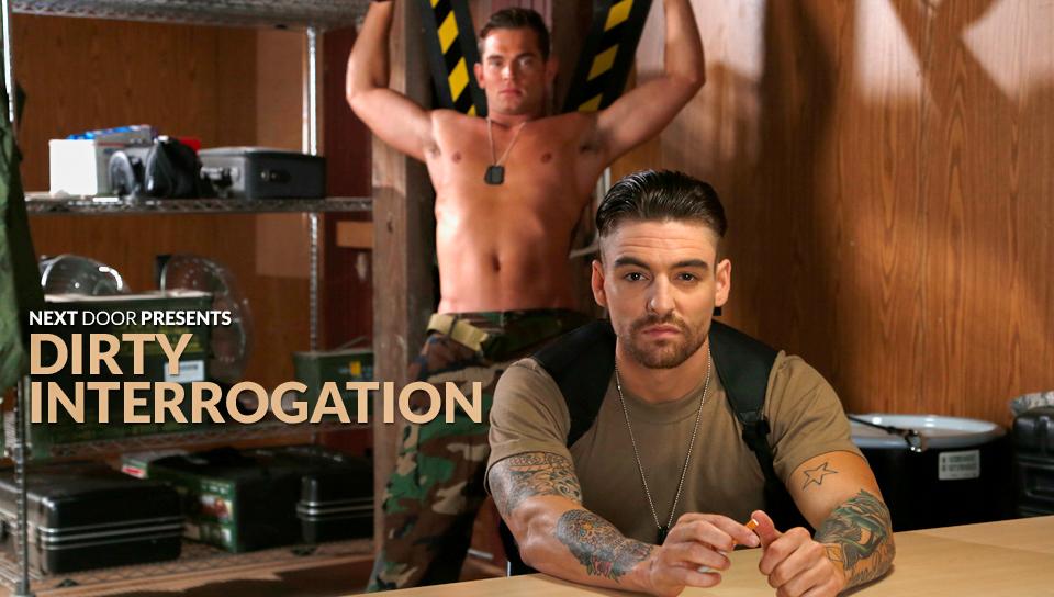 Johnny Torque & Luke Milan in Dirty Interrogation XXX Video - NextdoorWorld Extreme bdsm sales