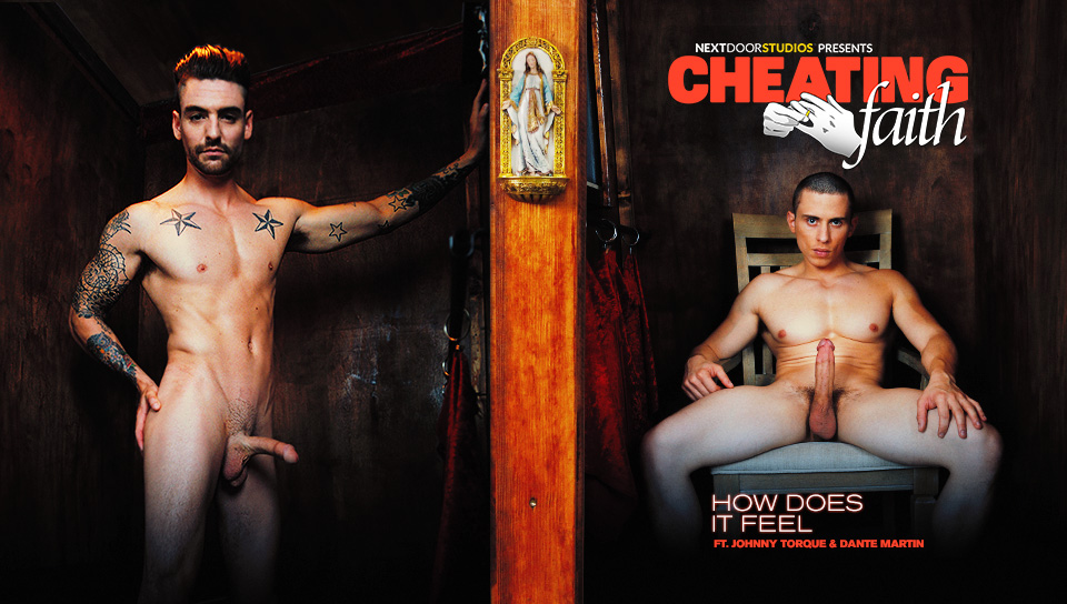 Johnny Torque & Dante Martin in Cheating Faith: How Does It Feel? XXX Video - NextdoorWorld vinyl auto graphics salt lake
