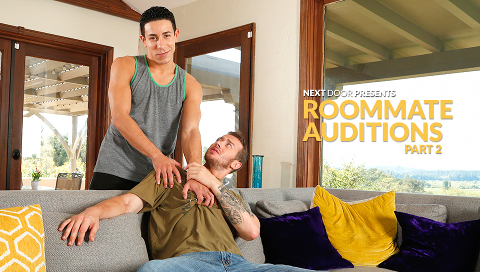 Mark Long & Orlando Fox in Roommate Auditions Part 2 XXX Video - NextdoorWorld bart simpson porn game