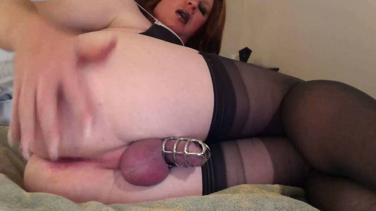 Carli is a Squirting Sissy Part 1 of 2 Peeing too much medicine