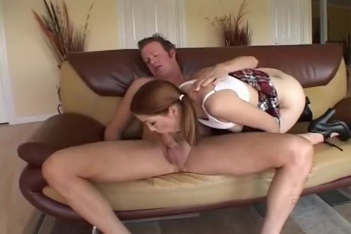 The Beautiful Phoebe Rides Marks Wood On The Couch