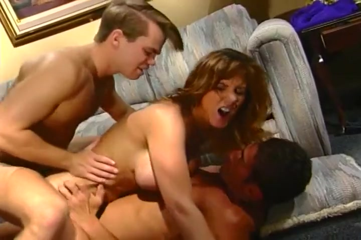 Horny Redhead Gets Double Penetration fresh bitches getting fucked up the ass