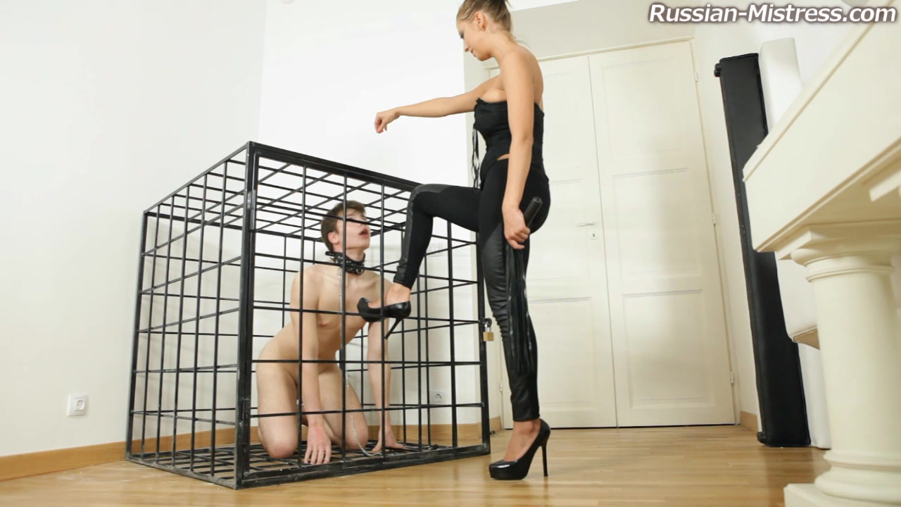 Russian-Mistress Video: Anna anal sex health factors