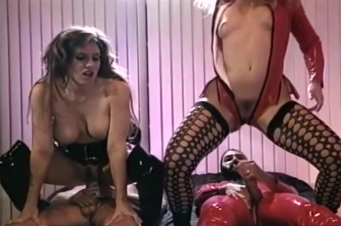 Mardi Grais Party in a Bedroom with Fishnet, and Latex orgy with black girls
