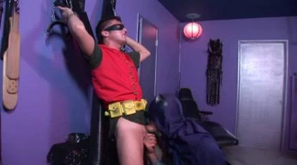 Batman y Robin como siempre los habias querido ver !! :P Girls sniffing panties stories