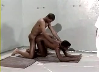 Two black fucking in the bathroom Slim sex in Vis