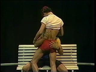 Rick Donovan Vintage Pic of hard porn inside soft porn