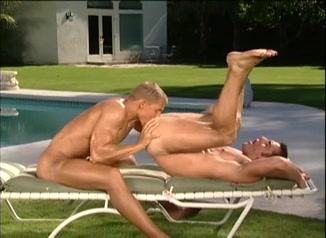 Brad Patton at the pool Top sex sights