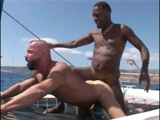 Franco Cento & Sandro on a boat Hot hindi sex stories