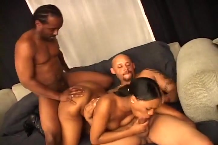 Pleasure Leaves Her Bootds On While Taking Two Nig Black Poles Threesome with nicco sky dvd