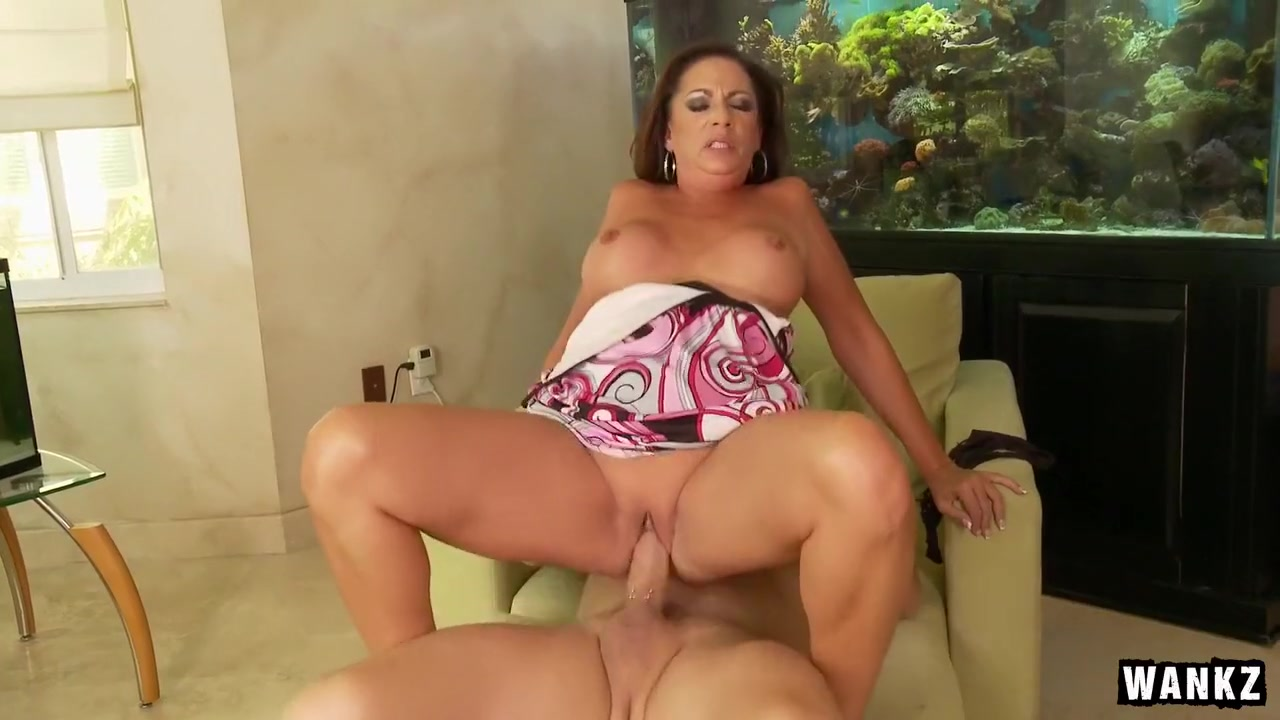 Busty Hot MILF Margo Sullivan Jerks Cum On Her Face hot sexy indian porn