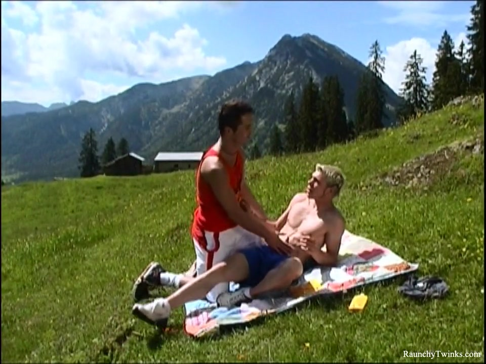 RaunchyTwinks Video: Constantins Outdoors Fuck With Mark Dick cavett gay