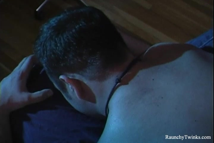 RaunchyTwinks Video: Raw Gay Sex After Massage Pictures of huge cumshots