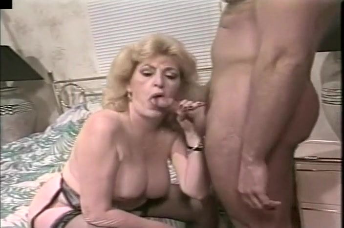 Kitty Foxx Impresses a Younger Stud with Her Amazing Cock Sucking Skills
