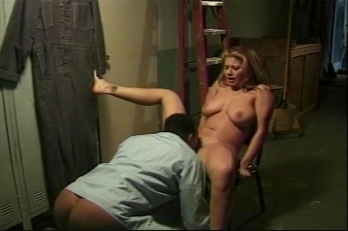 Redhead Fucks Black Cop In Locker Room Fisting ass and licking fingers