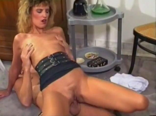 Hairy Pussy Euro Hottie Fucking