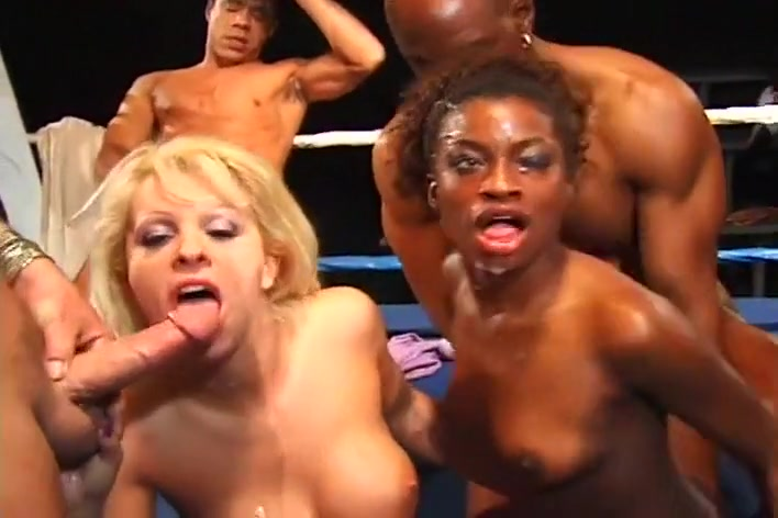 Monique and Dolly Golden Go Wild in Ring Appa Magal Xxx Com