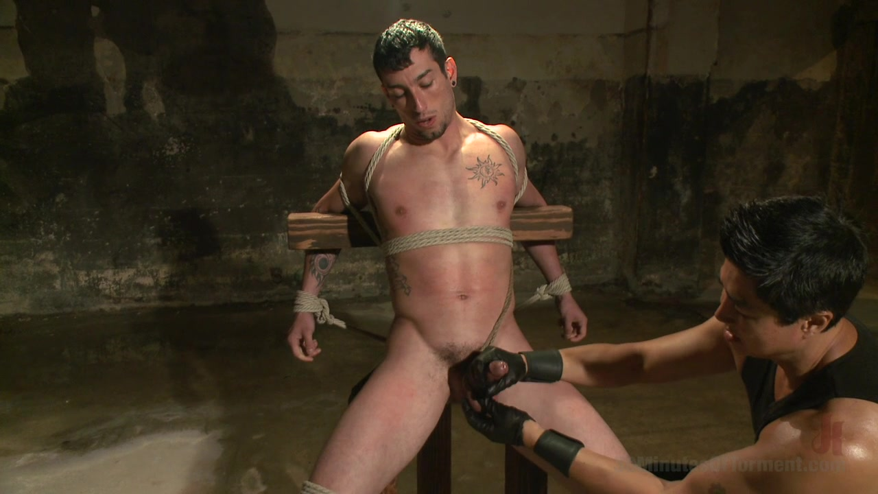 30 minutes Of Torment. Straight stud Casey More The Chair The Pit The Water Chamber How to perform sex first time