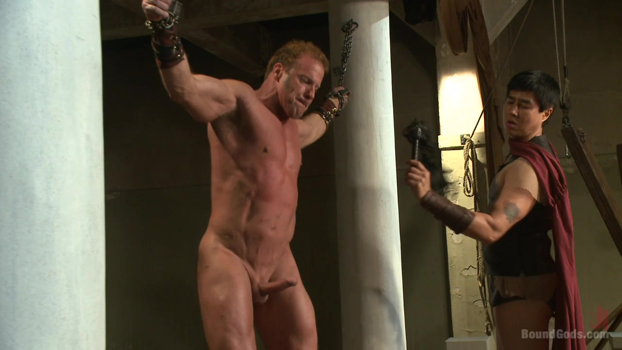 BoundGods : Connorligula Roman Gladiator Live Show Part Two watch bengali porn online