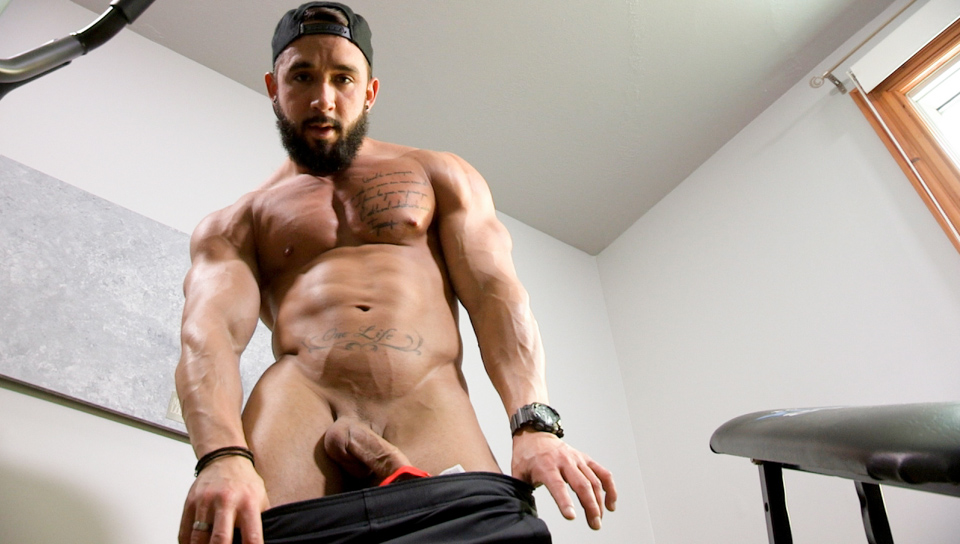 Pascal & Zack in Home Gym Inauguration XXX Video - MaskUrbate jessica canizalez fucking photos